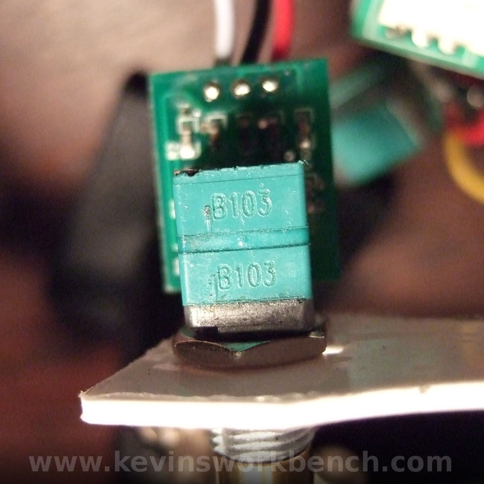 Ibanez TMB100 Wiring